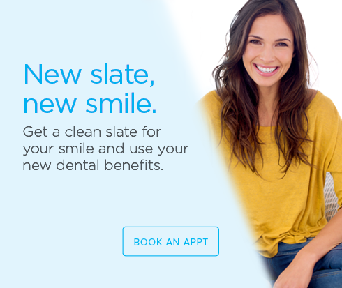 Aurora Dentistry - New Year, New Dental Benefits